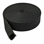 Nylon Multifilament Protective Hose Braided Sleeves - 1/2 To 3.5 - Electriduct