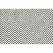 Loloi Dorado 9and0393 X 13and039 Hide Rug In Charcoal And Ivory