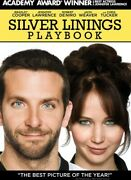Silver Linings Playbook [new Dvd] Slip Case Included