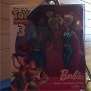 Toy Story 3 Ken And Barbie Dolls Figurines Figures Collectible New In Box Toy Rare