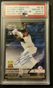 Psa 10 Gleyber Torres 2018 Topps Now Mlb All-star Rookie Team Cup Auto Rc 09/49