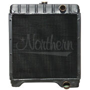 Northern 219729 Replacement Radiator Case Backhoe Tractor 590 Turbo A189481