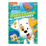 New Bubble Guppies Bubble Puppy's Awesome Adventures Dvd