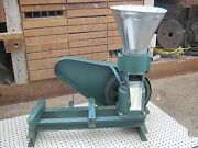 Model 150 Non-powered 6 Pulley Drive Feed/fertilizer Pellet Mill. Usa In-stock