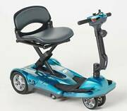 Ev Rider Transport Automatic Folding Power Scooter S19af - New Upgraded Model