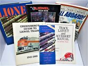 Lionel Collection Of 6 Highly Informative And Best Lionel Books To Have