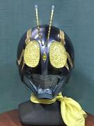 Masked Rider Kamen Mask 1/1 Real Size Scale 3rd Japan Tv Hero Collectible F/s