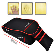 Classic Armrest Pad Car Cushion Mat Covers Interior Parts With Cell Phone Pocket