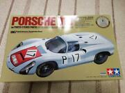 Tamiya 1/12 Porsche 910 W/ Photo Etched Parts And Cartograf Decals Model Kit Rare