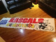 Vintage Rascals Comedy Club 12and039 Wall Poster - West Orange Nj / Jerry Seinfeld