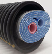 Outdoor Wood Boiler Five Wrap Insulated 1 Non O2 Barrier Pex Tubing-pipe