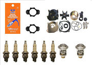 And03993-and03996 Water Pump Thermostat Evinrude Johnson 200 225 437090 434421 337068
