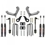 11-19 Gm 2500/35 Readylift 3.5/1 Sst Lift Kit With Extreme Duty Control Arms.