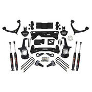 11-19 Gm 2wd/4wd 2500/35 Readylift 7-8 Off-road S Lift Kit With Sst3000 Shocks