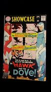 Showcase 75 Very Fine 1st Appearance Of Hawk And Dove Titans Tv Show