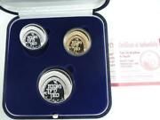 2000 Independence Day Coin Love Thy Neighbor As Thyself 1/2 Oz Gold And 2 Silver