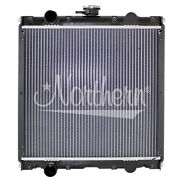 Ford/ New Holland - Case/ih Tractor Radiator - 16 3/4 X 17 5/8 X 1 7/8 Ptr