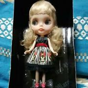 Blythe Doll Margo Yunee Girl With Box Japan Figurine F/s Very Rare Dress Shoes