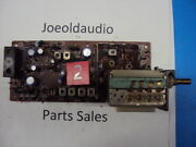 Panasonic Re 7644 Original Am/fm Tuner Board. Tested. Parting Out Re 7644.