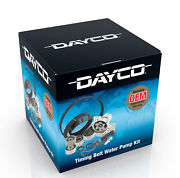 Dayco Timing Belt + Waterpump Double Outlet For Forester Impreza Liberty Wrx Sti