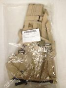 Desert Camodcu Molle Ii Fighting Load Carrier Brand New In Bag