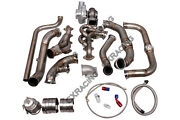 Cx Turbo Manifold Header Kit For 09-10 Ford F150 F-150 Expedition 5.4l