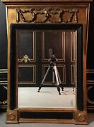 Very Large John Richard Neo-classical/french Empire Style Mirror