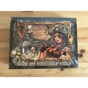 Vamps Rockin' Jelly Bean Jigsaw Puzzle 1000 Pieces Piece New Boxed Rare Art F/s