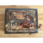 Vamps Rockinand039 Jelly Bean Jigsaw Puzzle 1000 Pieces Piece New Boxed Rare Art F/s