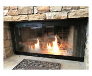 Fireplace Doors For Majestic Cmf Brand Fireplaces