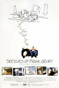 Sketches Of Frank Gehry 2005 U.s. One Sheet Poster
