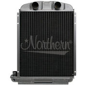 Ford/new Holland Tractor Radiator - 16 3/4 X 13 7/8 X 2