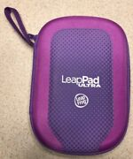 Leappad Ultra Purple Girls Hard Side Carrying Case Leap Frog Leap Pad Protects