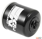 Kandn Oil Filter For Oil Filter Powersports Canister Kn-204-1