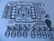 Basic Engine Rebuild Kit 1958 Cadillac 58 With 365 V8 New Pistons Lifters Gasket