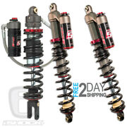 Elka Stage 5 Front And Rear Shock Kit W/ Free 2-day Ship Polaris Outlaw 450 Mxr
