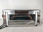 Proctor Silex Continuos Clean 0234 B1378 Toaster Oven 1400 Watts