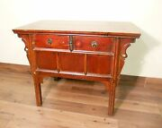 Antique Chinese Ming Altar Cabinet 5589, Circa 1800-1849