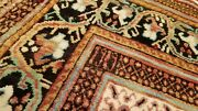 Beautiful Dated 1919 Antique Nagorno-karabakh Wool Pile Armenian Rug 4and0392andtimes6and03910