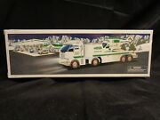 2006 Hess Toy Truck And Helicopter Nib