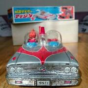Kamen Rider Gou Car Figurine Diecast Masked Japan Tin Toy Rare Hero