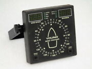 Young Wind Speed Tracking Digital Display Model 06206 Weather Marine Ships Boat