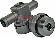 Metzger Coolant Control Valve For Vw Audi Seat Bora Crafter 30-35 30-50 90-17