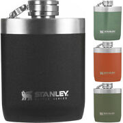 Stanley Master 8 Oz. Wide-mouth Leakproof Stainless Steel Hip Flask