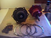 Gravely L Model L - 203 D Axle Housings W/ Tapered Keyed Axle Shafts Pair +shim