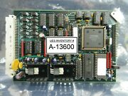 Svg Silicon Valley Group 99-80333-01 End Station Cpu Pcb Rev. C 90s Working