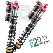 Elka Legacy Atv Front Shock Set W/ Free 2-day Ship Drr Drx 50 / 90 All Years