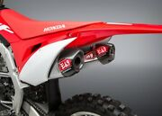 Yoshimura 22843ar520 Stainless Rs-9t Full Exhaust System 18-19 Honda Crf250r