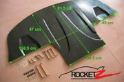 Skyline R32 Gtr Protective Tray Under Cover Front Diffuser Belly Pan Usa Canada