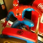 Spider Man Telephone Toy Very Rare Collectible Anime Comic Hero F/s Japan Usa